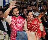 दीपिका की फोटो पर रणवीर सिंह ने किया कमेंट तो एक्ट्रेस ने कहा- 'घर आजा, मैं बताती हूं'
