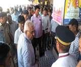रेलवे के रेस्टोरेंट में गंदगी देख बिफरे एनसीआर के जीएम, दिए कार्रवाई के निर्देश Agra News