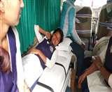 भूख हड़ताल पर बैठी तीन अस्पताल में भर्ती, समाप्त कराया गया अनशन Jamshedpur News