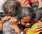 बिहार: कैदी की मौत के विरोध में जमकर बवाल, पत्नी ने कहा- पुलिस ने की थी पिटाई
