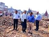 मुख्य सचिव ने काशी विश्वनाथ मंदिर पहुंचकर बाबा दरबार में किया दर्शन पूजन, कारीडोर का लिया जायजा Varanasi news
