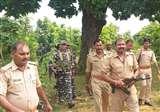 चंदौली व बिहार सीमा क्षेत्र में सघन कांबिंग ; पुलिस, पीएसी और सीआरपीएफ के जवानों ने संयुक्त रूप से चलाया अभियान