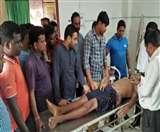 पूर्वी सिंहभूम के बहरागोड़ा में दर्दनाक हादसा, फूल तोड़ रहा युवक तालाब में डूबा;मौत Jamshedpur News