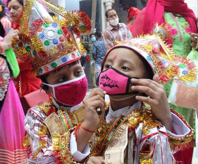 Image result for hanuman mandir amritsar langoor mela times of india