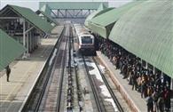 तीन माह बाद बनिहाल-श्रीनगर-बारामुला रेल सेवा बहाल