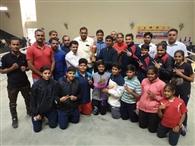 राज्य स्तरीय खेल महाकुंभ में जिले के खिलाड़ियों ने जीते 88 पदक