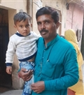 गली में खेलते हुए बिछड़ा बच्चा, भाजपा नेता ने परिजनों से मिलाया