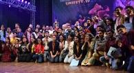 डीएवी कॉलेज की टीम ने जीती ओवरऑल ट्रॉफी