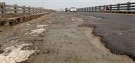 20 करोड़ खर्च के बाद भी बदहाल ब्रजघाट गंगा का पुराना पुल