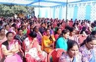 महिलाओं को आगे आने की जरूरत : चावला