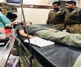 ताज के शहर में सेल्फी के चक्कर में पोलैंड का पर्यटक हुआ दुर्घटना का शिकार Agra News