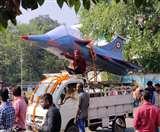 नामांकन जुलूस में राफेल को निहारती रहीं लोगों की नजरें Jamshedpur News