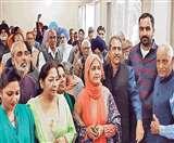 हाउसिंग बोर्ड के मकानों में किए बदलावों को रेगुलर करने के लिए रेजिडेंट्स ने छेड़ा आंदोलन Chandigarh News