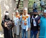 Jharkhand Assembly Election 2019 : आप से शंभू, जदयू से ईश्वर, लोजपा से लक्ष्मी ने दाखिल किया पर्चा Jamshedpur News