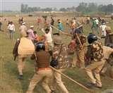 उन्नाव में लाठीचार्ज से बढ़ी राजनीतिक गर्माहट, विपक्ष ने भाजपा सरकार को किसान विरोधी बताया