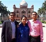 JEE में 100 परसेंटाइल वाले बरेली के पार्थ इंजीनियरिंग से करना चाहते है समाज सेवा Bareilly News