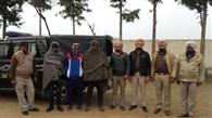 फर्जी दस्तावेजों के आधार पर जमानत करवाने वाले गिरोह के तीन सदस्य काबू