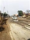 करनाल-कुंजपुरा सड़क चौड़ीकरण का काम धीमा, वाहन चालक परेशान