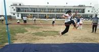 मानव भारती में खेलकूद प्रतियोगिता का हुआ समापन