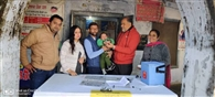 दीनानगर ब्लॉक में 126 बूथ बनाए