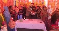 कलानौर अस्पताल में पोलियो का मॉडल बूथ बना आकर्षण का केंद