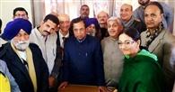केंद्रीय मंत्री सोम प्रकाश ने किया होशियारपुर में अपने दफ्तर का शुभारंभ