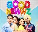 Good Newwz Box Office Collection: अबकी बार फिर अक्षय कुमार 200 करोड़ पार, जानें- कितना हुआ कलेक्शन