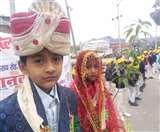 Bihar Human chain Images : उत्तर बिहार के विभिन्न जिलों में भी दिखा जबरदस्त उत्साह, पहले से ही पहुंचने लगे थे लोग
