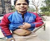 मधुबनी में अपराधियों ने कुरियर एजेंट को मारी गोली, बाइक व मोबाइल लूटे Madhubani News