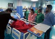 रोटरी अस्पताल में आधुनिक सुविधाओं से लैस आइसीयू शुरू, मरीजों की सेंट्रेलाइज्ड मॉनीटरिग