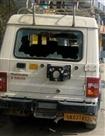 अराजक तत्वों ने मादली वार्ड में तोड़े छह वाहनों के शीशे, पुलिस खंगाल रही फुटेज