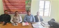 दक्षिण बिहार ग्रामीण बैंक ने लगाया केसीसी शिविर