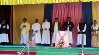 बीरमित्रपुर आरसी चर्च में मनाया गया बाइबल दिवस