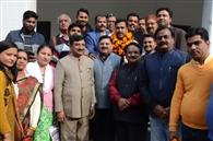 राकेश गर्ग बने भाजपा पार्षद दल के नेता