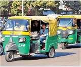 ट्रैफिक पुलिस की सख्ती का नहीं दिखा असर, सुधरने को तैयार नहीं ऑटो चालक Chandigarh news