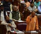 CM योगी ने कहा- रामभक्तों पर गोली चलाने और उपद्रवियों की पैरोकारी करने वालों को सवाल पूछने का हक नहीं