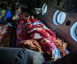 भारतीय वायुसेना के जवानों ने बचाई बीमार महिला की जान, किश्तवार से पहुंचाया जम्मू