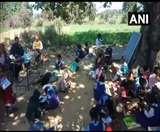 Madhya Pradesh: बगैर बिल्डिंग चल रहा प्रइमरी स्कूल, शिक्षा विभाग को जानकारी नहीं