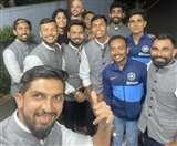 इंडियन हाई कमीशन ने भारतीय खिलाड़ियों को दिया रिसेप्शन, 21 फरवरी से शुरू होगा पहला टेस्ट