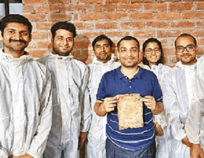आइआइटी कानपुर के छात्रों के स्टार्टअप से बना है फ्लेदर।