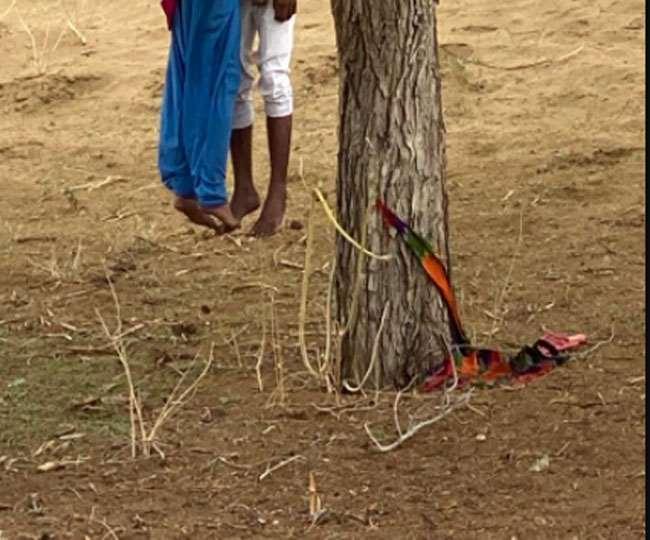 बाड़मेर में मामा भांजी ने प्रेमप्रसंग के चलते लगाई सामूहिक फांसी