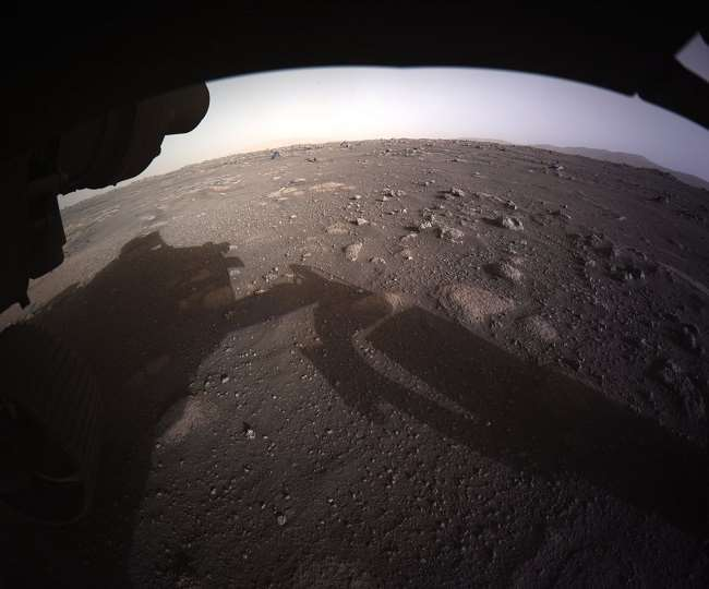 नासा के रोवर ने लाल ग्रह पर खोजा 'रहस्यमयी पत्थर', प्राचीन जीवन की टोह में जुटे वैज्ञानिक। फाइल फोटो।