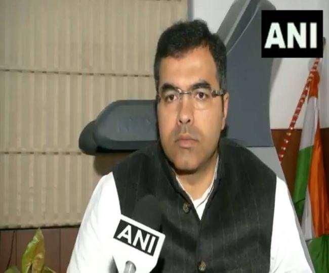 सांसद प्रवेश वर्मा ने दिल्ली सरकार पर सनसनीखेज आरोप लगाए हैं।