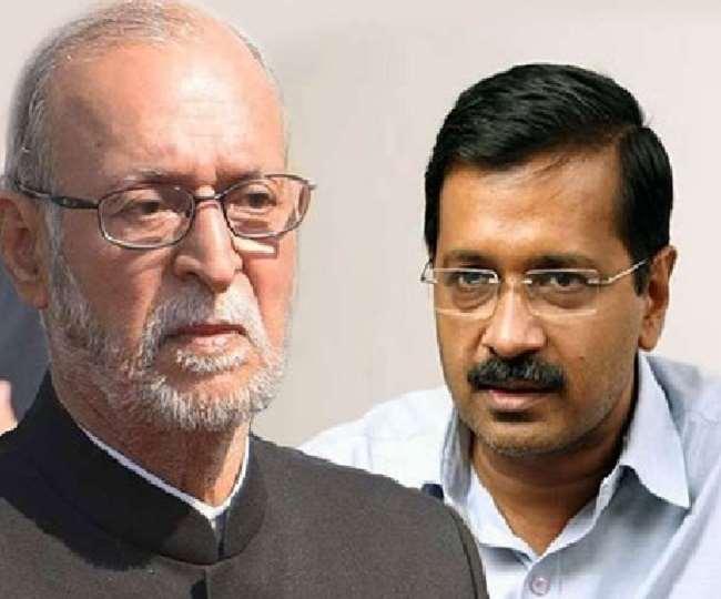 LG Vs Delhi Government: दिल्ली में फिर छिड़ सकती है अधिकारों को लेकर जंग, पढ़िये- पूरा मामला