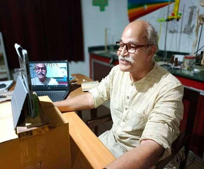 आइआइटी कानपुर से सेवानिवृत्त प्रोफेसर एचसी वर्मा (फाइल फोटो)
