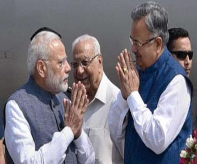 BJP workers targeting big leaders on social media after going to power in Chhattisgarh