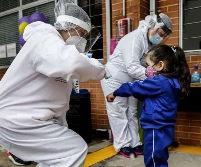 दुनिया के तमाम मुल्कों में महामारी से होने वाली मौतें थम नहीं रही हैं।