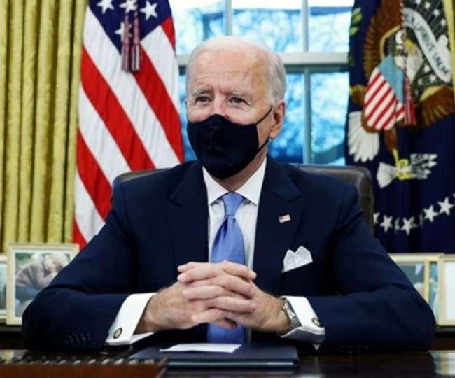 अमेरिकी राष्ट्रपति ने तालिबान समेत दूसरे आतंकी संगठनों को लेकर दुनिया को आगाह किया है।