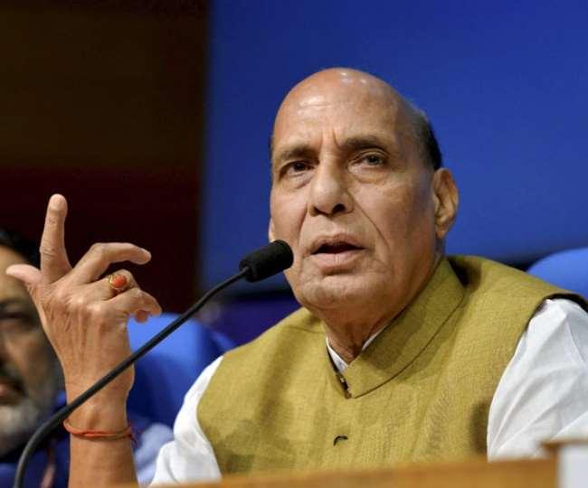 रक्षा मंत्री राजनाथ सिंह ने कहा कि वैश्विक स्तर पर बदलती स्थितियों के मद्देनजर सुरक्षा चुनौतियां बढ़ रही हैं...
