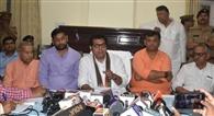 मेरठवासी उड़ान की तैयारी रखें : प्रभारी मंत्री श्रीकांत शर्मा